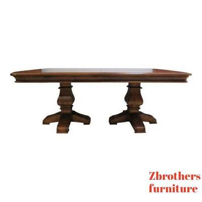 Ethan Allen Tuscany Conference Banquet Dining Room Table ()