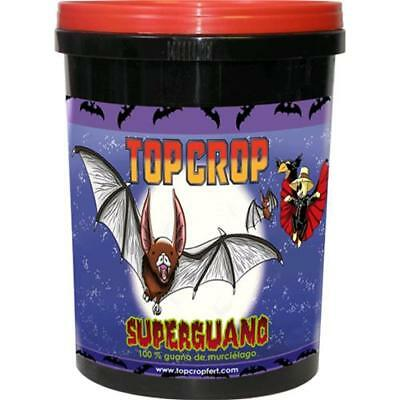 TOP CROP SUPERGUANO 1kg fertilizzante guano di pipistrello