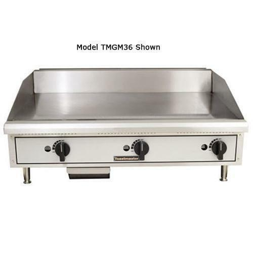 Flat Top Gas Grill Ebay