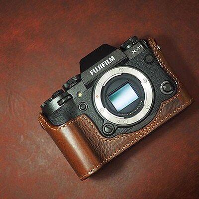 Fujifilm X-T1, XT1 case  - Arte di mano -