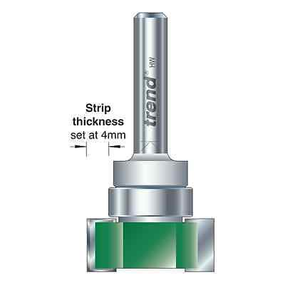 Trend Intumescent cutter set 15mm x 24mm C220X1/4TC FREE FIRST CLASS DELIVERY