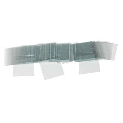 Karter Scientific 22 X 22 Mm Microscope Slides Cover Glass Slips 1 Pack 100