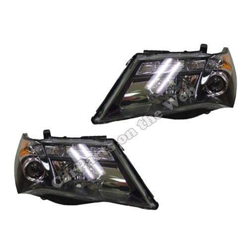 2007 Acura MDX Headlight