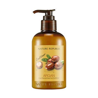 [Nature Republic] Argan Essential Deep Care Conditioner 300ml