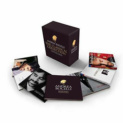 BOCELLI,ANDREA-COMPLETE CLASSICAL ALBUMS (BOX) (UK IMPORT) CD NEW