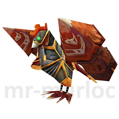 Raketenhühnchen ✯ Rocket Chicken ✯ WoW TCG Pet ✯ Loot Item Haustier