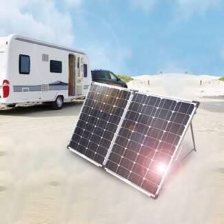 250W Folding Solar Panel Kit