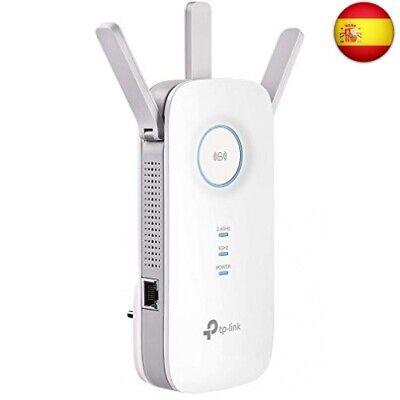 TP-Link RE450 Extensor de Rango de Repetidor WiFi de Banda Dual Universal,...