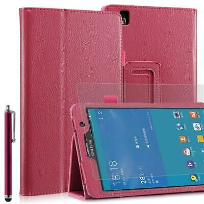Plegable Funda Tablet para Samsung Galaxy Note pro T320 Rosa 7