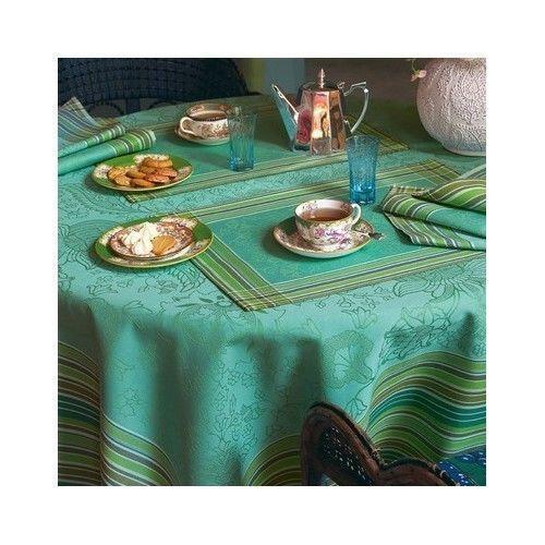 jacquard tablecloth ebay. Black Bedroom Furniture Sets. Home Design Ideas