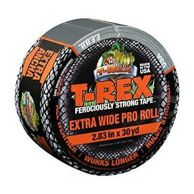 T-rex Ferociously Strong Tape Duct Tape With Uv Resistant Waterproof Backing