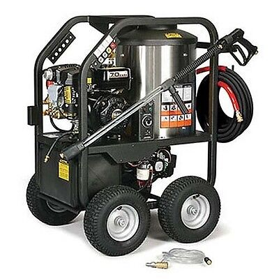 Hot Water Pressure Washer - 3500 Psi - Electric Start - 3.5 Gpm - 12 Volt Dc