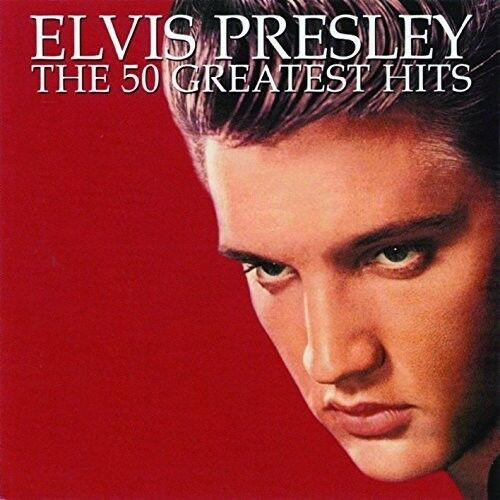 Elvis Presley - 50 Greatest Hits [new Cd] Uk - Import