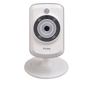 D-LINK Wi-Fi-WIRED INDOOR CLOUD IP CAMERA (DCS-942L)