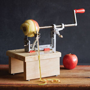 Pampered Chef Apple Peeler Corer with stand