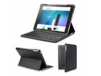 Brand new iPad Air 2 Keyboard Case, TeckNet Bluetooth Folio Keyboard Cover for Apple