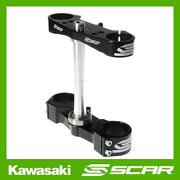 KX450F Triple Clamps