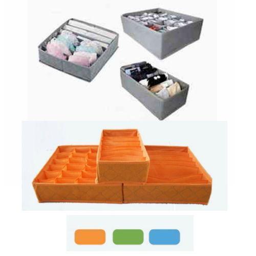 Plastic Drawer Dividers Storage Solutions Ebay
