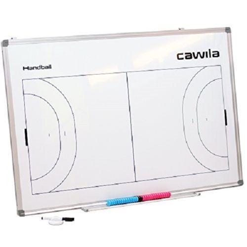 CAWILA Sonderposten AKTION ! Taktiktafel / Coachboard L 60 x 90 cm Volleyball