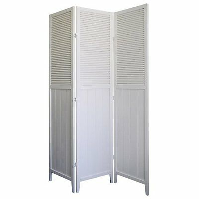 3 or 4 Panel Shutter Solid Wood ...