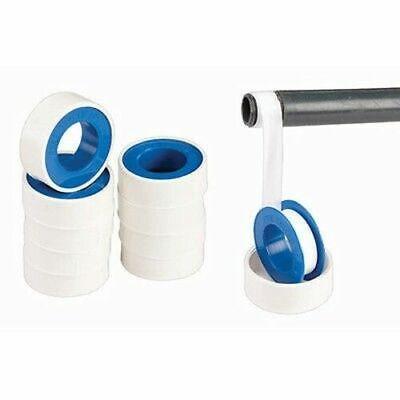 10 Rolls Teflon Plumbing Thread Seal Tape 34 X 520