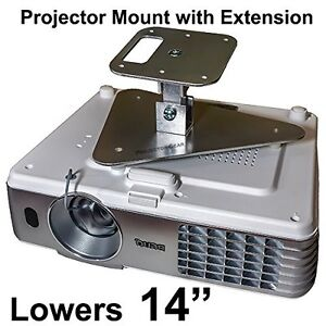 InFocus ScreenPlay 4805 Projector complete with ceiling bracket