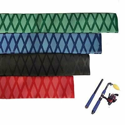 """Rod Building Wrapping X Flock 30MM wide Heat Shrink tubing 40/"""" Long 2 colors"""