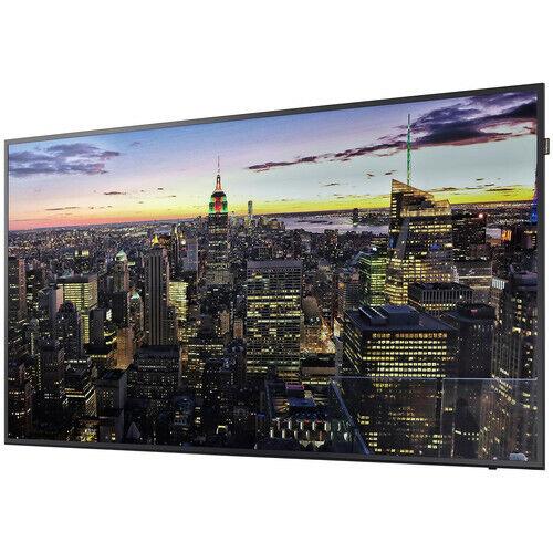 """Samsung QB75H-N 75"""" 4K UHD (3840x2160) 16:9 Commercial LCD Display"""