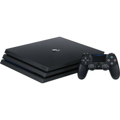 Brand New Sony PlayStation 4 Pro 1TB Gaming Console - Black