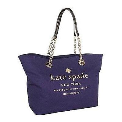 Kate Spade Bag WKRU3138 East Broadway Small Coal Navy Agsbeagle #COD Paypal