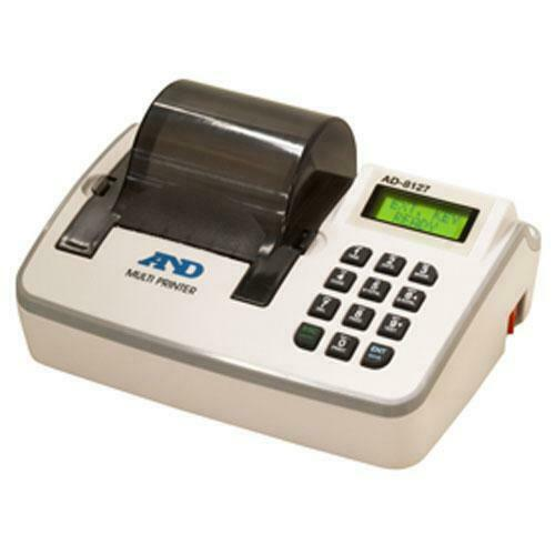 A&D, AD-8127, Compact Multi-Function Printer with LCD Display 1/2 PRICE SALE