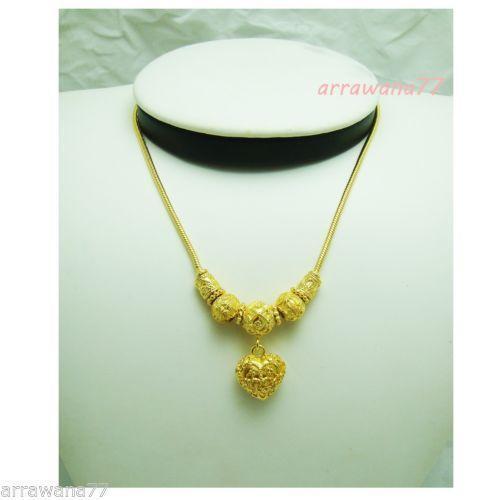 Thai Gold Necklace: Thai Gold Necklace