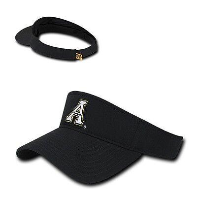 ASU Appalachian App State Mountaineers Cotton NCAA Sun Golf Tennis Visor Cap Hat Appalachian State Mountaineers Golf