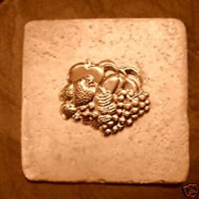 Fruit  plastic travertine tile mold for sale  Shipping to India