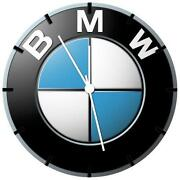 BMW Clock