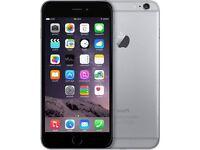 Apple iPhone 6 PLUS 128gb 128 gb SPACE GREY UNLOCKED MINT
