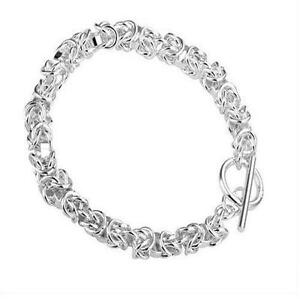 925 Mens Silver Bracelets