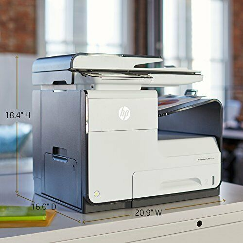 HP PageWide Pro Wireless Inkjet Printer 552dw