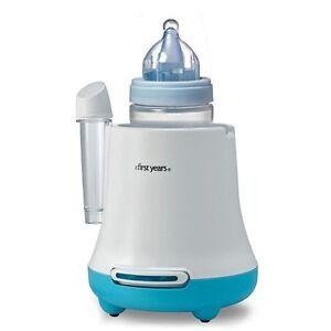 Stérilisateur à vapeur pour micro-ondes et 2 chauffe-biberons