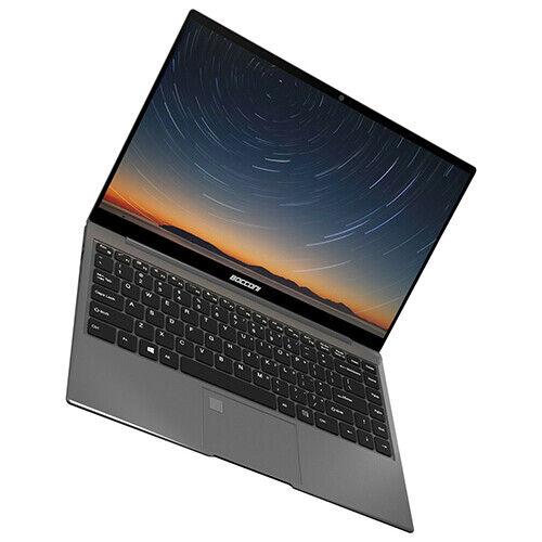 "Laptop Windows - 12.5"" Windows 10 Notebook Laptop Intel CPU 8GB RAM 256GB SSD IPS Glass Display"