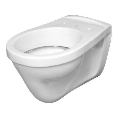 Wand WC Flachspüler Gustavsberg Saval 2.0 weiss + MOSEL WEIN