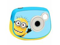 Lexibook Minions Digital Camera Brand New In Box