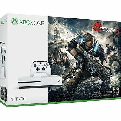 Microsoft Xbox One S Gears of War 4 Scurry off (1TB)