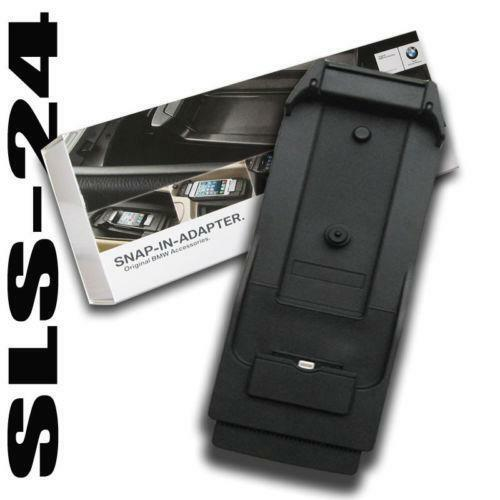 bmw snap in adapter iphone 3 ebay. Black Bedroom Furniture Sets. Home Design Ideas