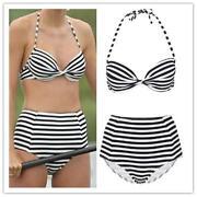 Black Pin Up Bikini