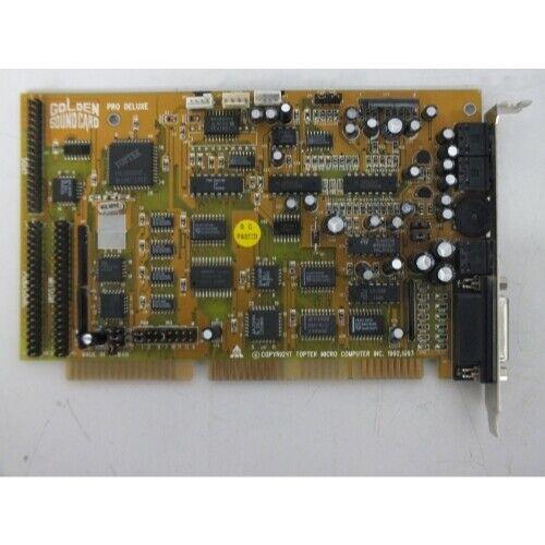 TOPTEK TMC2425 Golden Soundcard Pro Deluxe