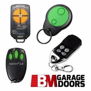 Garage Door Remote Controls Perth Perth City Area Preview