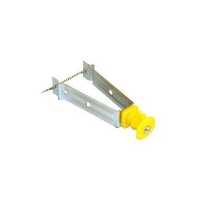 Zareba Iclxy-z Chain Link Electric Fence Insulators Yelllow 10pack