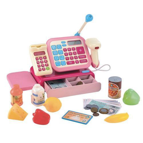 Toy Cash Register : Toy cash register ebay