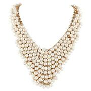 Pearl Necklace Lot